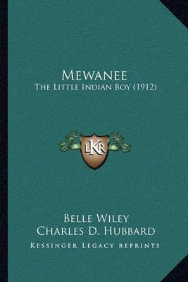 Mewanee: The Little Indian Boy (1912) by Belle Wiley