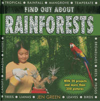 Find Out About Rainforests by Jen Green