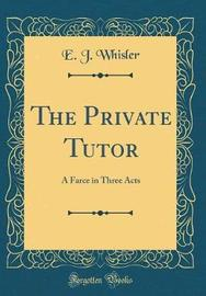 The Private Tutor by Ernest Jackson Whisler image
