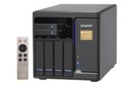 QNAP TVS-682T-I3-8G NAS,4+2+2XM.2 SLOT(DISKLESS),8GB,I3-6100,T-BOLT,GbE(4),10G-T,TWR,2YR image