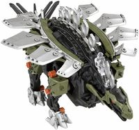 Zoids Wild: ZW14 Stegosage - Model Kit image