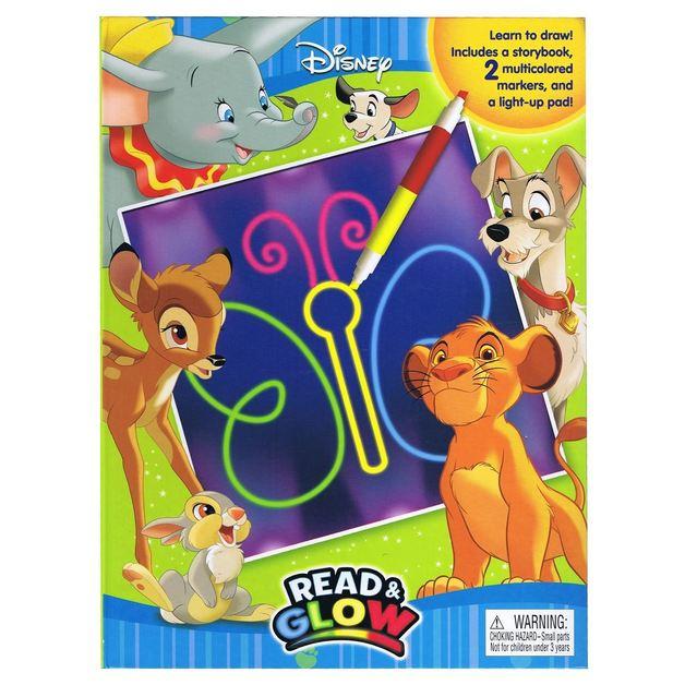 Disney Animals – Read & Glow