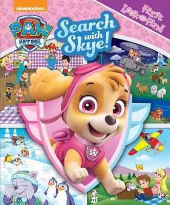 Paw Patrol Skye First Look & Find