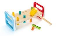 Hape: Rainbow Pounder - Hammer Bench