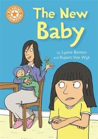 Reading Champion: The New Baby by Lynne Benton image