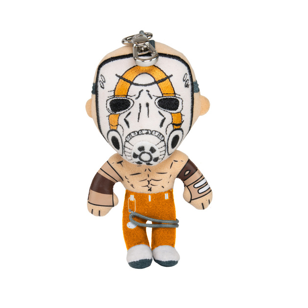 Borderlands 3: Psycho Plush Keyring