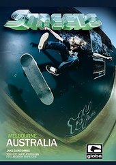 Streets - Melbourne on DVD