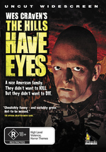 The Hills Have Eyes on DVD