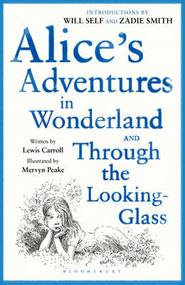 Alice's Adventures in Wonderland: AND Through the Looking Glass by Lewis Carroll image