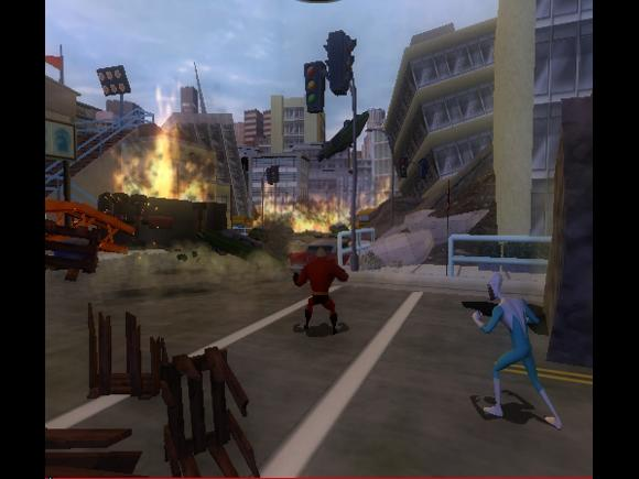 The Incredibles: Rise of the Underminer for GameCube image