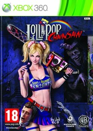 Lollipop Chainsaw for X360