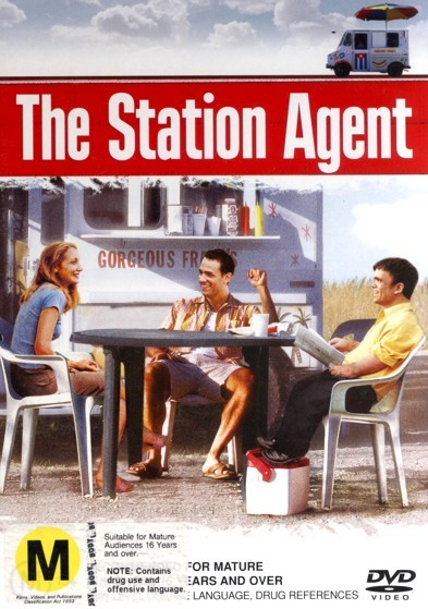 The Station Agent on DVD