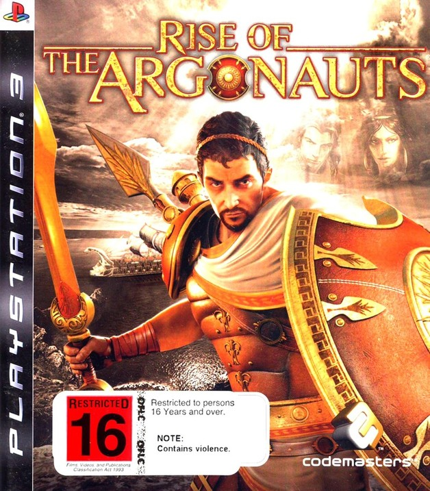 Rise of the Argonauts for PS3