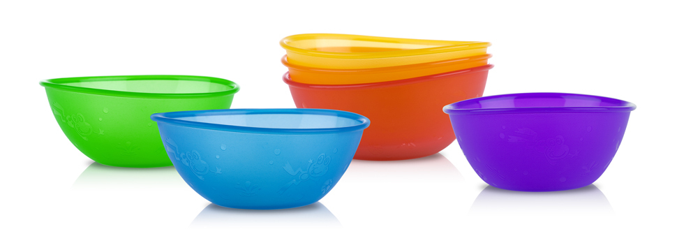 Nuby Fun Feeding Bowl image