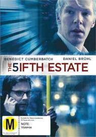 The Fifth Estate on DVD