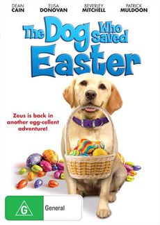 The Dog Who Saved Easter on DVD image