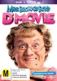 Mrs Brown's Boys D'Movie DVD
