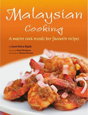 Malaysian Cooking by Carol Selvarajah image
