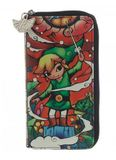 Legend of Zelda Link Zip Around Clutch Wallet