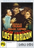 Lost Horizon DVD