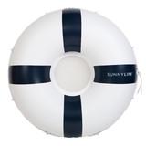 Sunnylife Lie-On Float - Life Ring