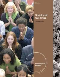 Sociology in Our Times by Diana Kendall image