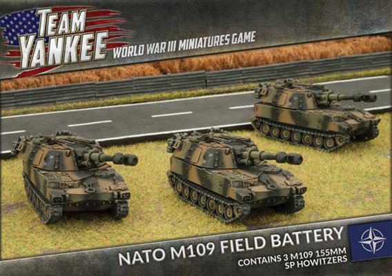 Team Yankee: M109 Field Battery