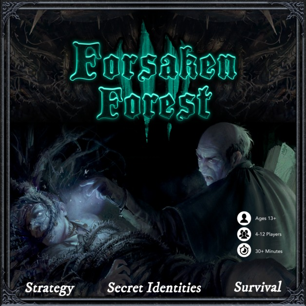Forsaken Forest - Board Game
