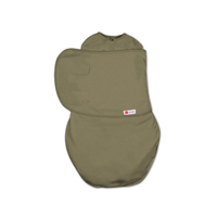 Embe Classic 2-Way Swaddle - Olive Green