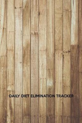 Daily diet elimination tracker by Maxwell Cordone