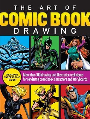 The Art of Comic Book Drawing by Maury Aaseng