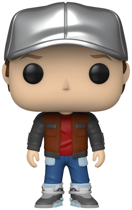 Back to the Future: Marty (Future ver.) - Pop! Vinyl Figure