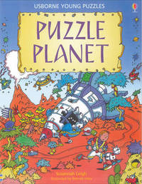 Puzzle Planet by Susannah Leigh image