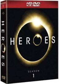 Heroes - Season 1 (Box Set) on HD DVD image