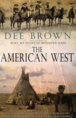 The American West by Dee Brown image