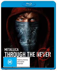 Metallica: Through The Never on Blu-ray image