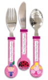 Ben & Holly: 3 Piece Cutlery Set