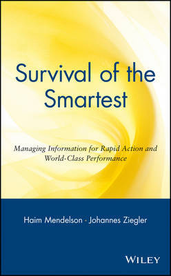 Survival of the Smartest by Haim Mendelson image