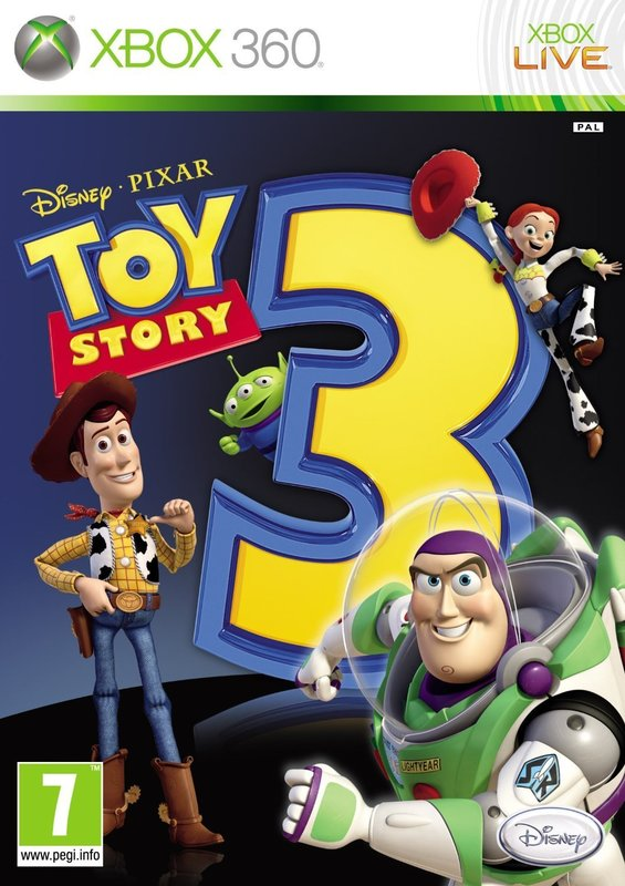 Toy Story 3: The Video Game (Classics) for X360