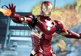 Captain America: Civil War - Iron Man Mark XLVI 1:6 Scale Figure