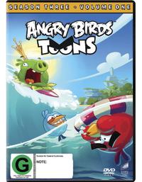 Angry Birds Toons: Season 3 - Volume 1 on DVD