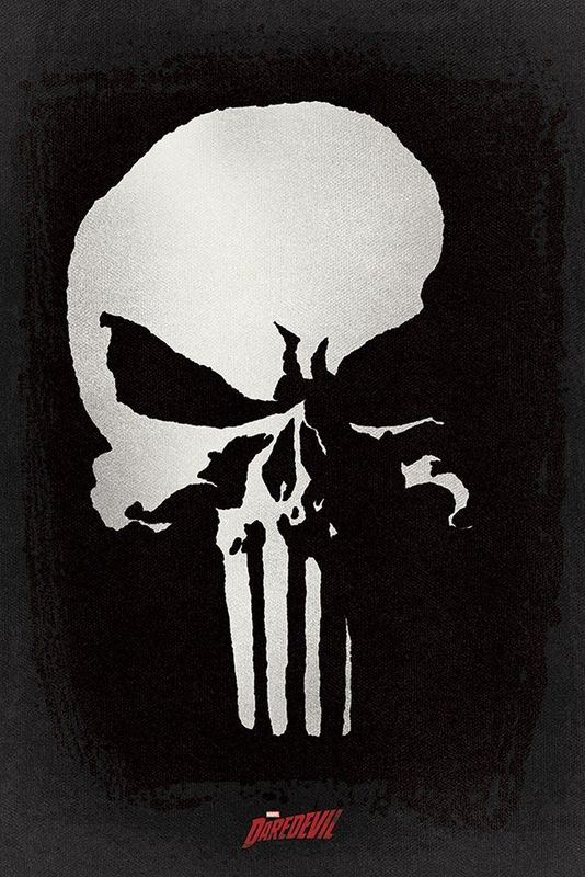 Daredevil: Maxi Poster - Punisher (223)