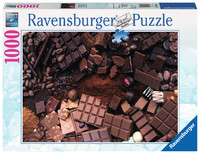 Ravenburger - It's All About Chocolate Puzzle (1000pc)