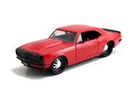 Jada: 1/24 '67 Chev Camaro Diecast Model (Red) image
