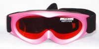 Mountain Wear Infant Goggles: Pink (G1502)