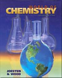 The World of Chemistry by James Wood image