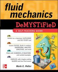 Fluid Mechanics DeMYSTiFied by Merle Potter image
