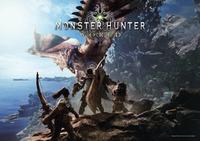 Monster Hunter World A1 Poster!