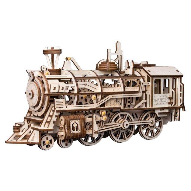 Robotime: Locomotive
