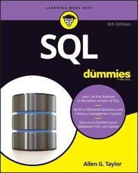 SQL For Dummies by Allen G Taylor